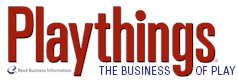 Playthings Logo