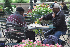 Police Crack Down on Loitering Near NYC Park Game Tables | Purple Pawn