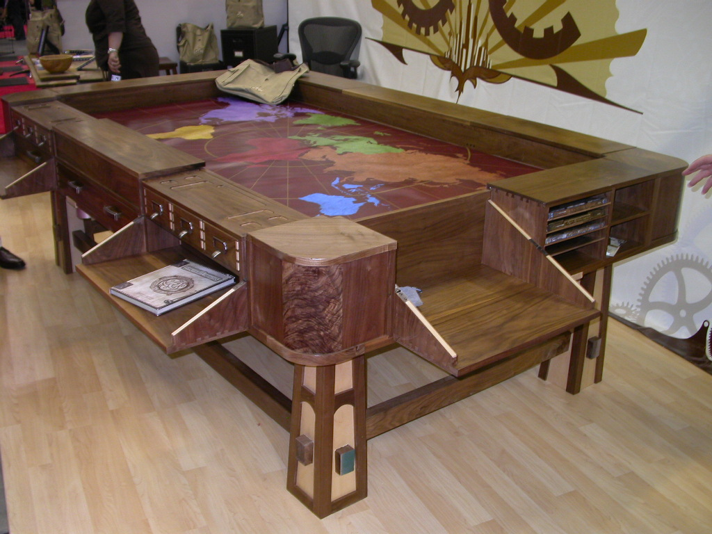The 8 500 Gaming Table You Want Slashdot # Promo Meuble Tv Design Sultan