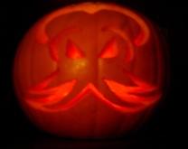 cthulhu-pumpkin