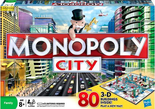 Monopoly 3D version