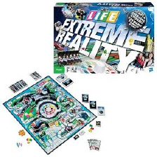 Get ready for The Game of Life: Extreme Reality edition, due out this fall.