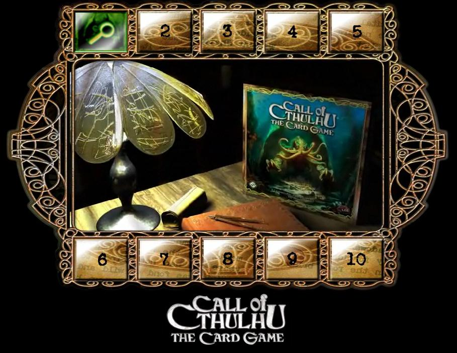 Cthulhu LCG Tutorial Video