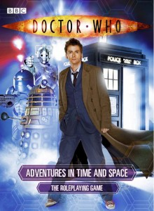 Dr Who RPG