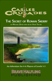 The Secret of Ronan Skerry