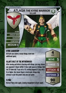 Heroscape Card Atlaga