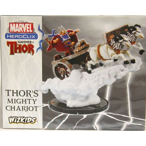 Thor's Mighty Chariot