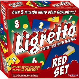 Ligretto Red Box