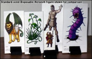 Disposable Heroes Fantasy Monsters