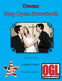 Drama Soap Opera Sourcebook