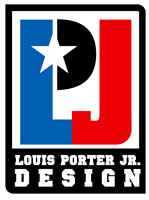 Louis Porter Jr Design logo