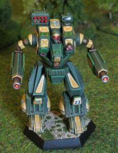 BattleTech Loki Plastic