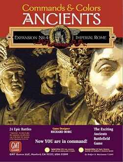 Commands & Colors Ancients No 4 Imperial Rome