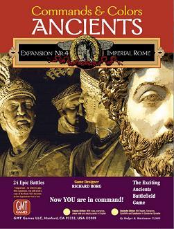 Commands & Colors Ancients No 4 Imperial Rome