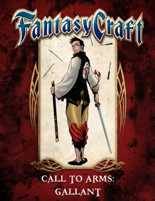 Fantasy Craft Gallant
