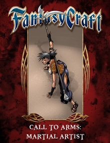Fantasy Craft Martial Artist