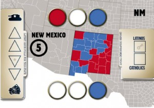 New Mexico is worth 5 votes