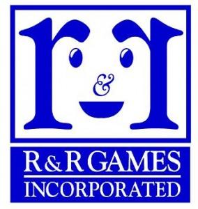 R&R Games Logo