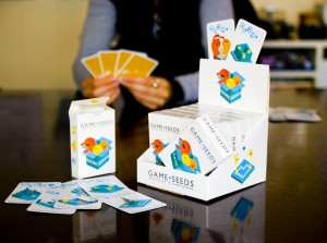 Games Seeds, Card Game Brainstorm Tool for Video Game Design ...