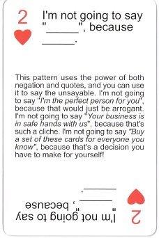 CARDS COACHING NLP