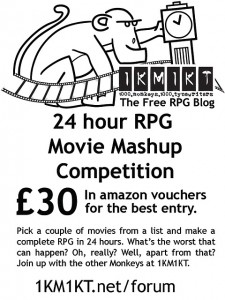 2011 24 Hour RPG Movie Mashup Competition