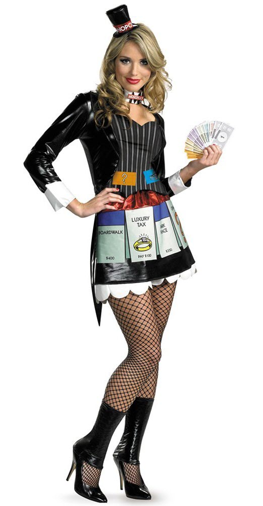 Board Game Costumes | Purple Pawn