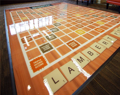 Floors That Are Board Games By Purple Pawn
