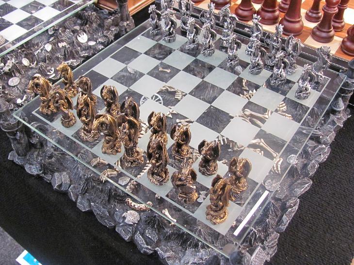 Chh Chess Sets Purple Pawn