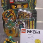 Ninjago Lloyd ZX Green Ninja package