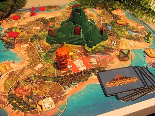 volcano game