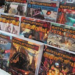 BattleTech books