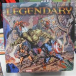 Marvel Legendary DBG box