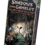 Shadows Over Camelot - The Card Game box