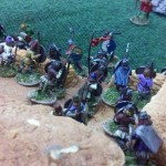 Viking Miniatures closeup