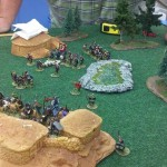 Viking Miniatures in play