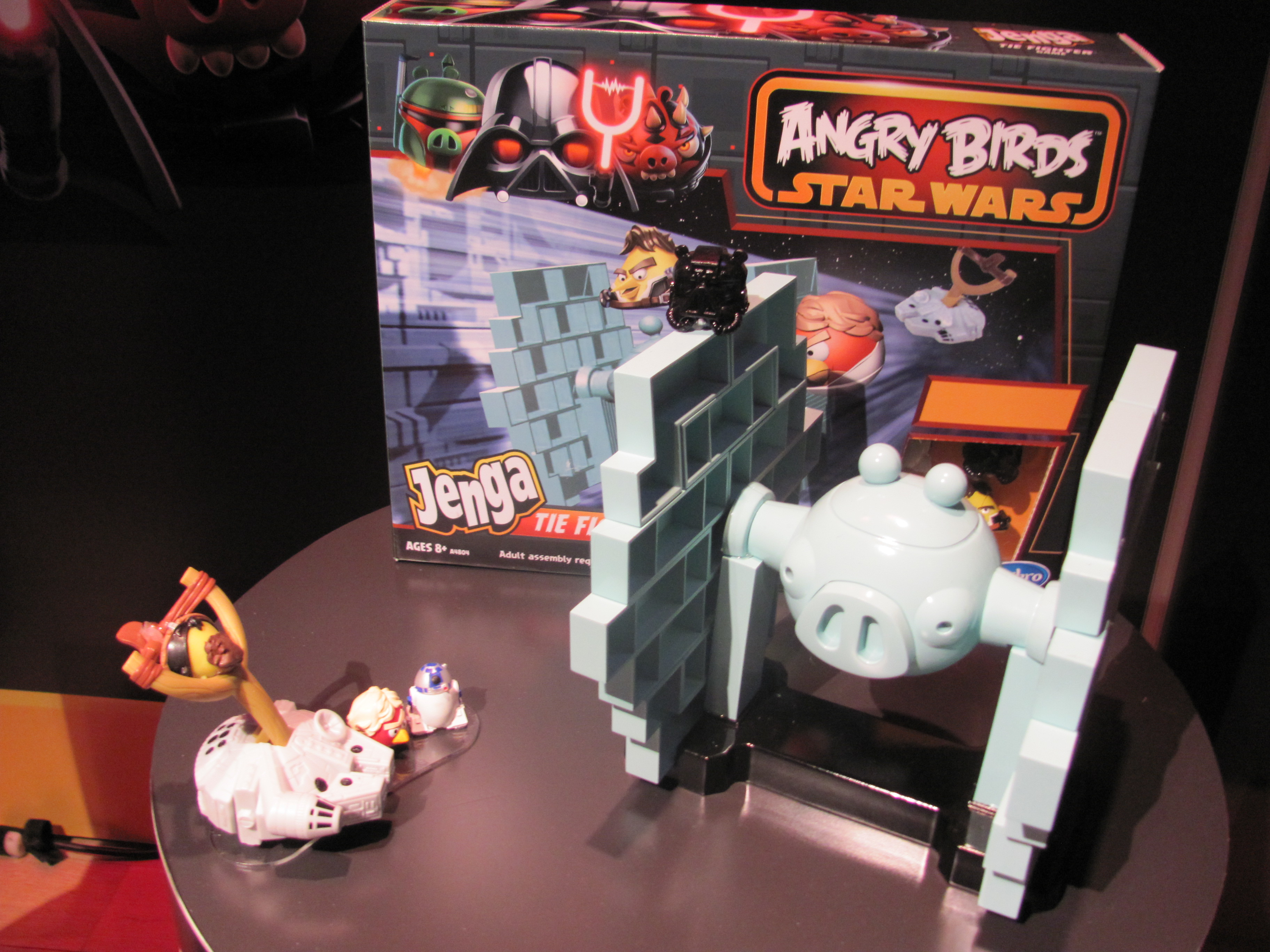 Angry Birds Star Wars Toys : Angry birds star wars archives the toyark news
