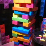 Giant Tetris Jenga