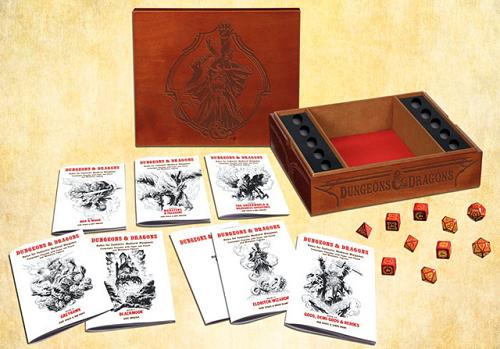 Premium Reprint of Original Dungeons & Dragons