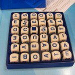Super Big Boggle Cubes