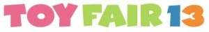Toy Fair 2013 Logo