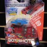 Transformers Bot Shots Flip Shot Warpath Launcher