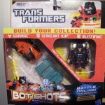 Transformers Bot Shots Sourge, Sergeant Kup, & Blitzwing