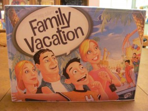 Family Vacation Box