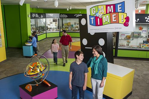 Game Time Exhibit