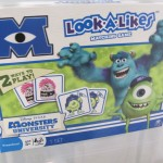 Monsters University Look A Likes Matching Game