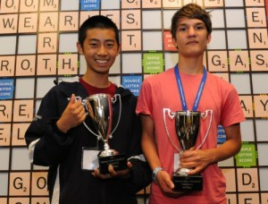 THE NATIONAL SCRABBLE ASSOCIATION CHAMPIONS