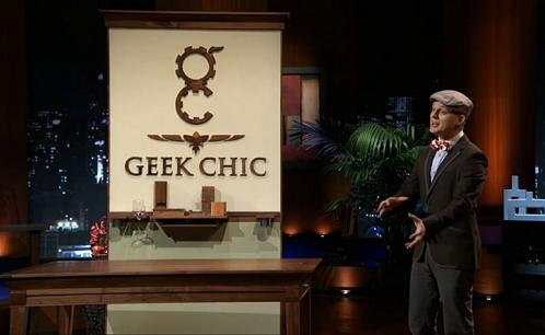 Geek Chic on Shark Tank