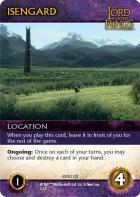Isengard Card