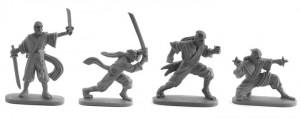 Shuriken Figures