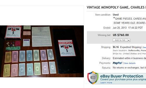Monopoly 1933